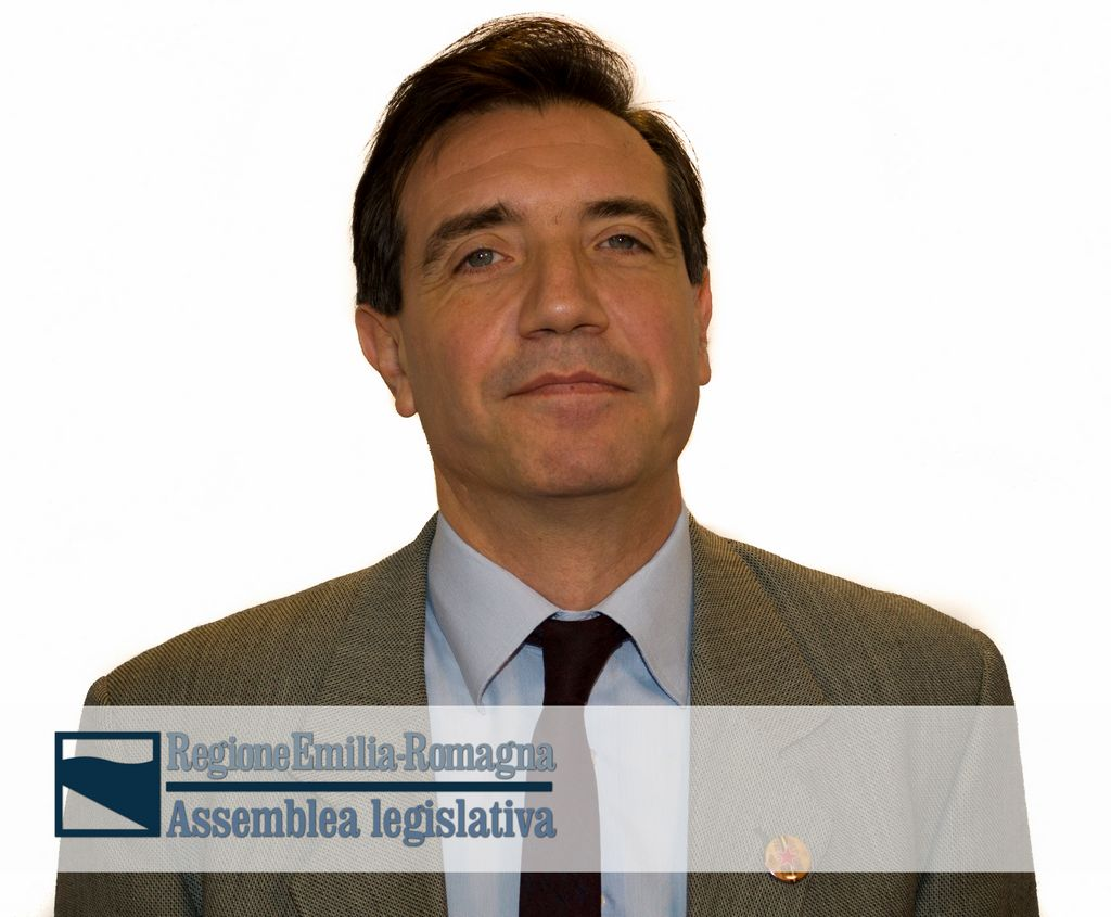 Foto del Consigliere Antonio Mumolo