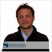 Foto del Consigliere Massimiliano Pompignoli